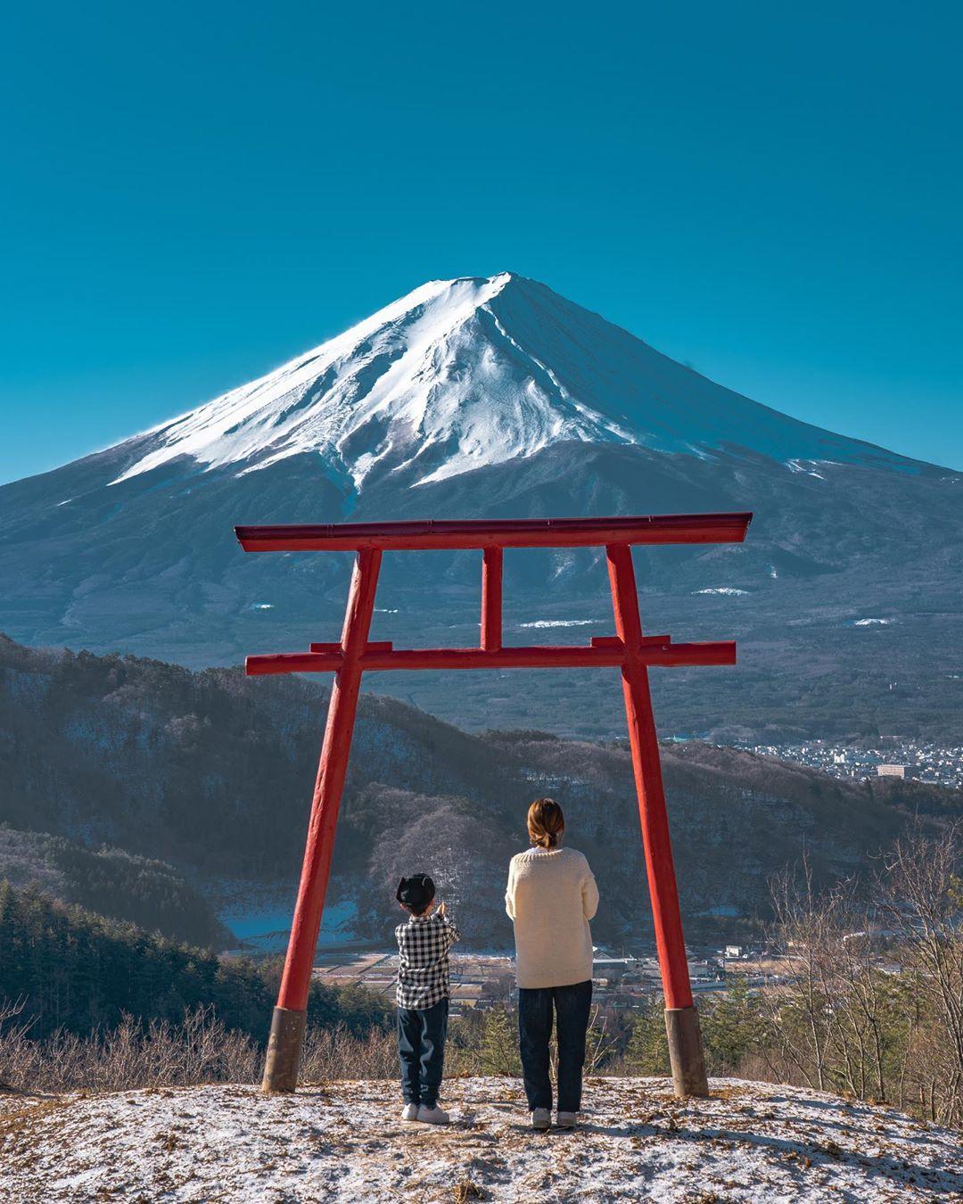 """Có một nước Nhật đẹp đến nao lòng qua ống kính của ông bố trẻ """"mê"""" chụp ảnh vợ và con trai, ai xem xong cũng """"tan chảy"""" - Ảnh 13."""