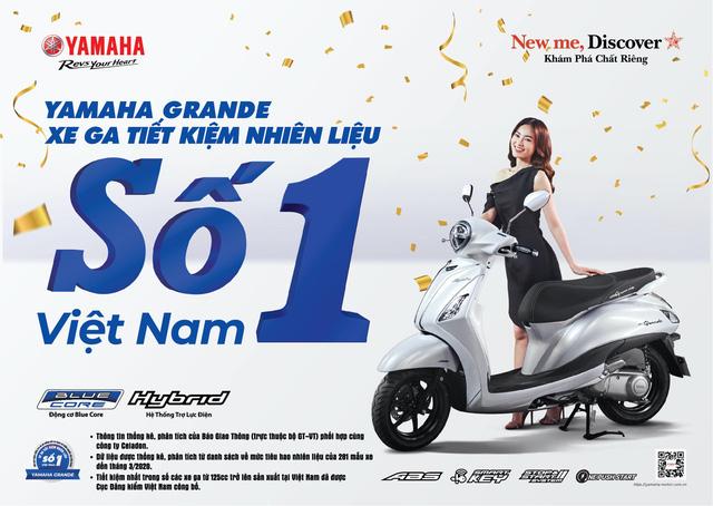 Yamaha với hành trình đến ngôi vương tiết kiệm nhiên liệu - Ảnh 2.