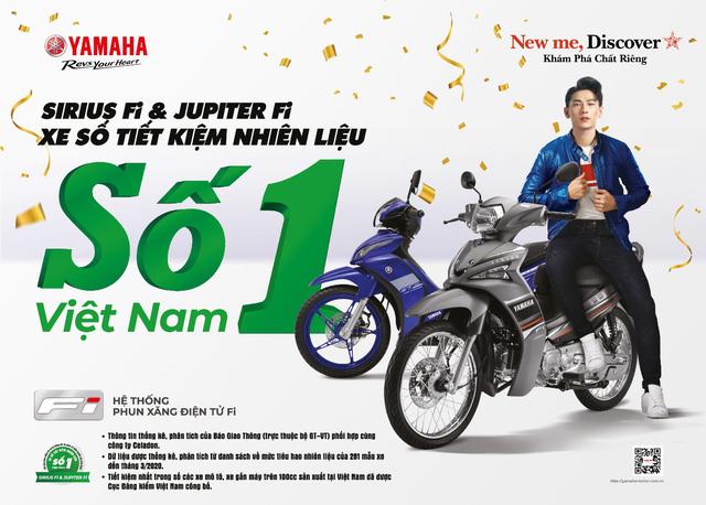 Yamaha với hành trình đến ngôi vương tiết kiệm nhiên liệu - Ảnh 4.