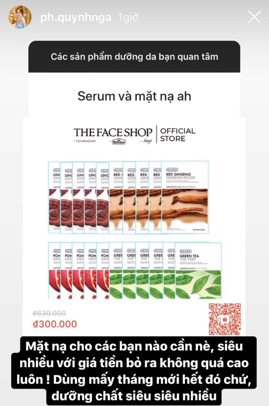 """Nàng """"tiểu tam"""" hot nhất điện ảnh Việt khoe mặt mộc láng mịn ở tuổi 32: Gia tài skin care chính là 10 sản phẩm giá dưới 400k  - Ảnh 12."""