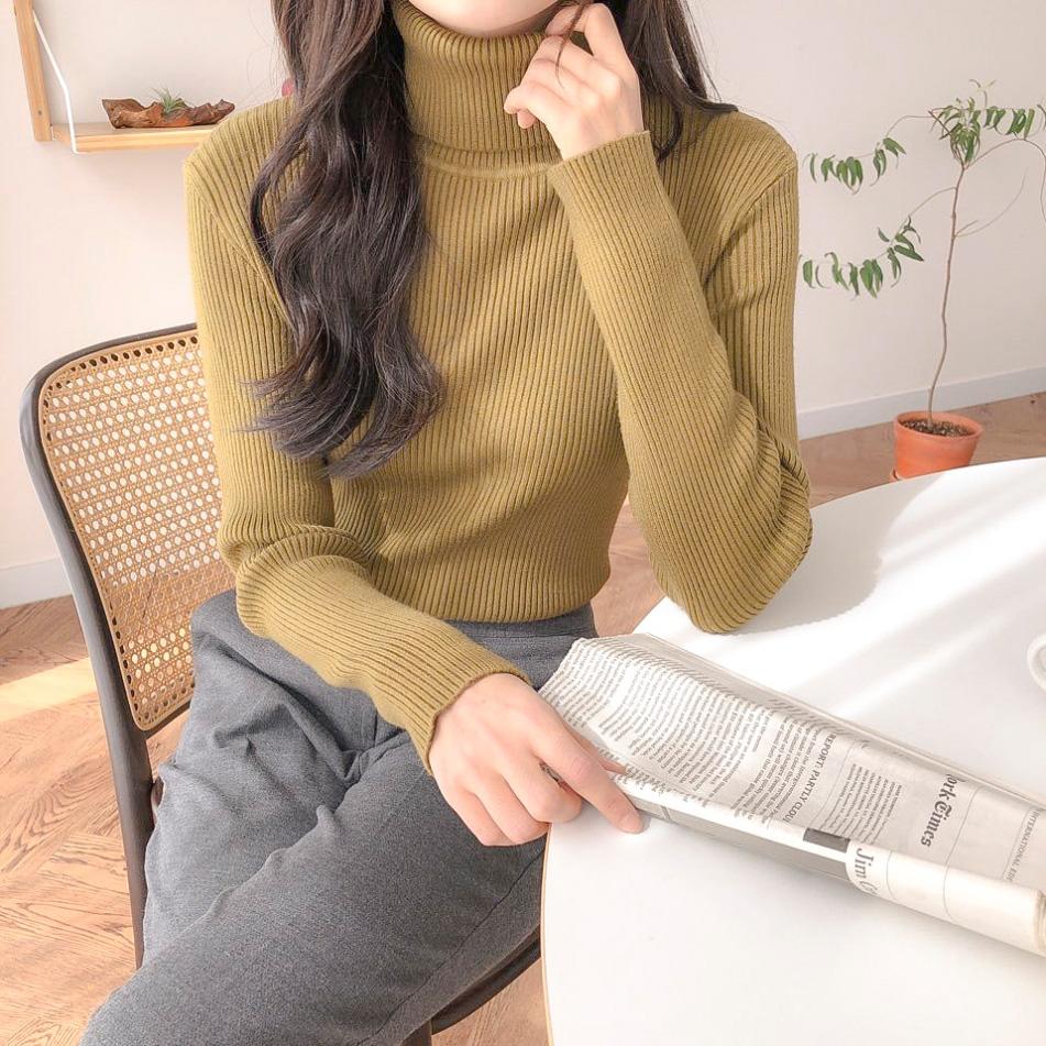 Chỉ là 2 dáng áo len cơ bản nhưng lại có sức mạnh cải thiện style ghê gớm, có đủ thì bạn khỏi lo mỗi sáng mặc gì - Ảnh 4.