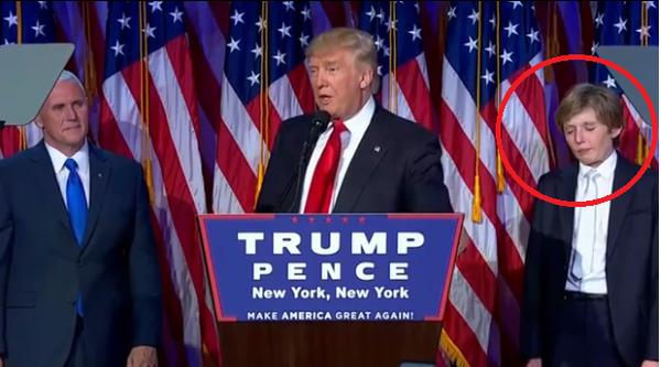 Barron Trump: Có bố là tổng thống kiêm tỷ phú, bản thân vừa đẹp trai lại học cực giỏi nhưng cuộc sống lại buồn bã không tưởng - Ảnh 5.