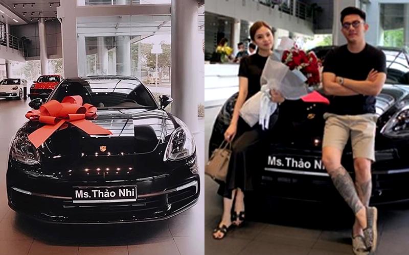 Bạn gái vị CEO 21 tuổi lên tiếng về thông tin được bạn trai mua siêu xe 5 tỷ làm quà, sự thật thay đổi 360 độ về cô người yêu trẻ mà chịu chơi!