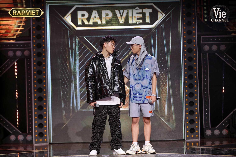 """""""Rap Việt"""": Suboi tung dàn chiến binh khủng, Gừng - Tage đối đầu cực căng khiến Trấn Thành cũng phải """"đau đầu"""" - Ảnh 1."""