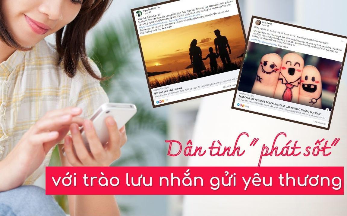 """Diễn đàn dành cho mẹ bỉm lớn nhất Việt Nam khiến dân tình """"phát sốt"""" vì trào lưu nhắn gửi yêu thương nức lòng người nhận"""