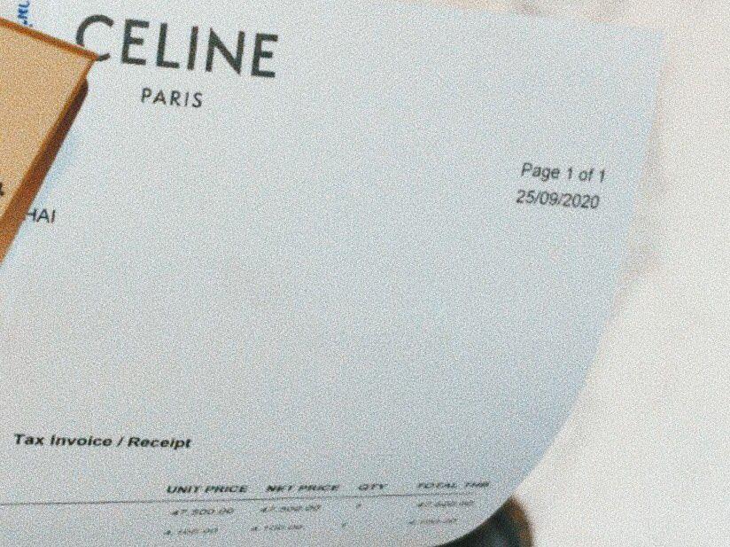 Nể fan của Lisa: Chốt đơn liên tục, mua cả tá đồ Celine mừng idol thành đại sứ toàn cầu - Ảnh 3.