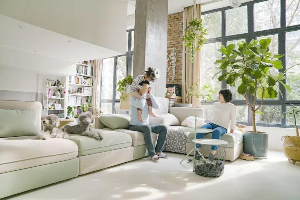 Cặp vợ chồng trẻ mua căn hộ giá rẻ, sau khi cải tạo khiến hàng xóm tiếc hùi hụi vì không thua kém gì căn hộ cao cấp - Ảnh 4.