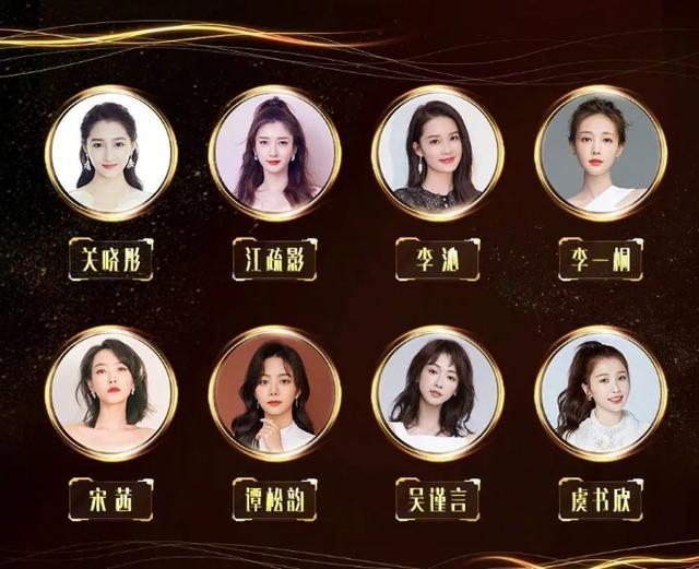 Dương Tử - Dịch Mịch bị loại, Ngu Thư Hân lọt Top bình chọn Nữ thần Kim Ưng, netizen nổi giận chỉ trích nặng nề  - Ảnh 2.