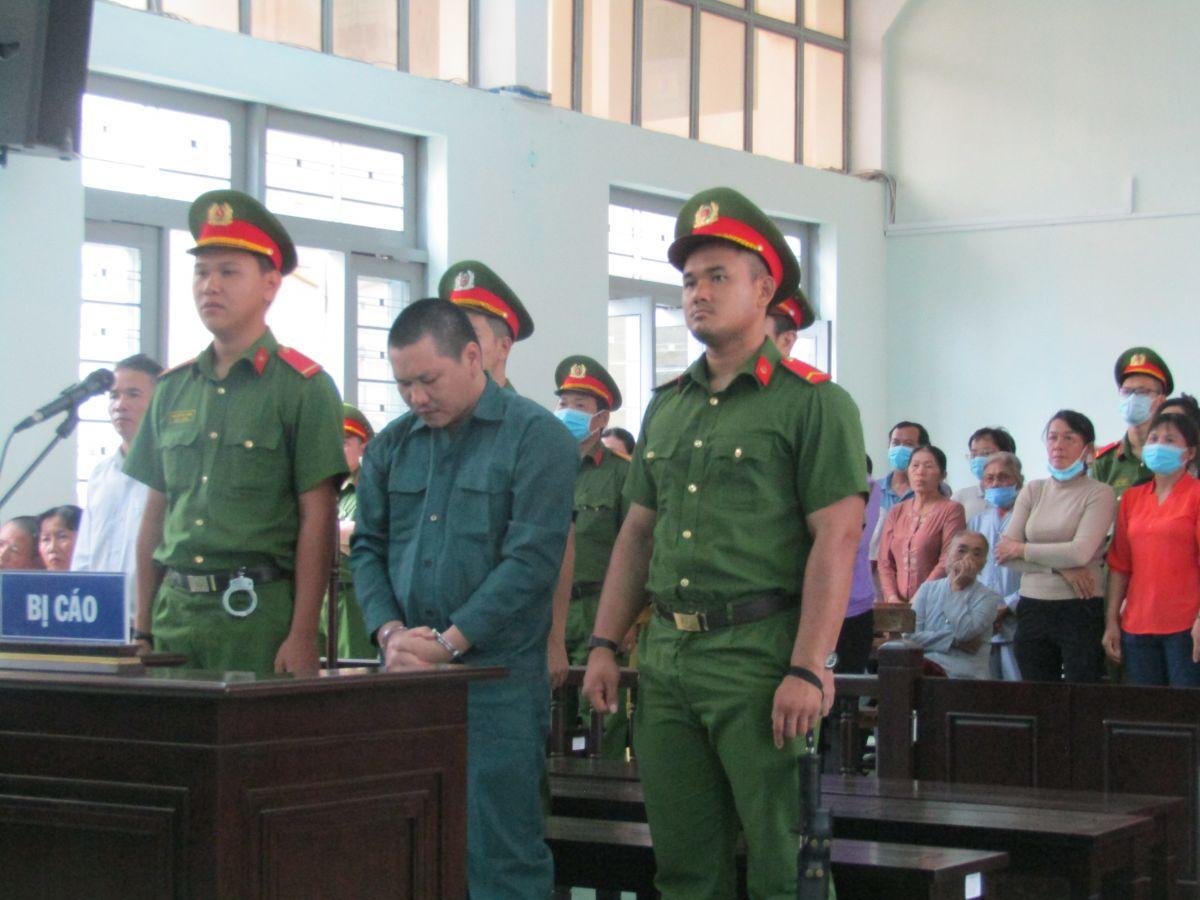 Lời khai rợn người của kẻ lẻn vào chùa Quảng Ân giết người cướp tài sản - Ảnh 1.