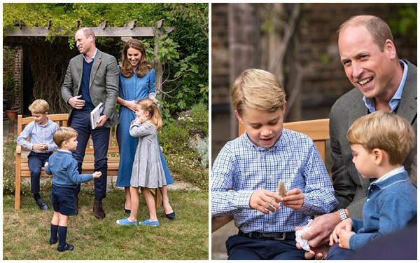 Giữa lùm xùm của nhà Sussex khiến hoàng gia xấu hổ, gia đình Công nương Kate xuất hiện tỏa sáng, hai hoàng tử nhỏ chiếm trọn spotlight