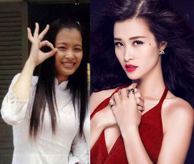 Sao Việt thời đi học: Người điệu sớm, người xinh không cần son phấn, người chân phương ngỡ ngàng - Ảnh 9.