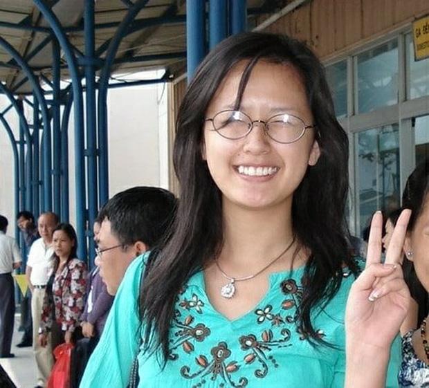 Sao Việt thời đi học: Người điệu sớm, người xinh không cần son phấn, người chân phương ngỡ ngàng - Ảnh 12.
