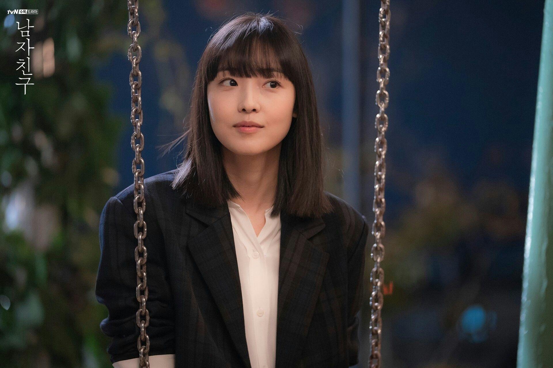 3 kiểu blazer sao Hàn hay diện trong phim, đã đẹp tinh tế còn không bao giờ lỗi mốt, nàng công sở rất nên học theo - Ảnh 13.