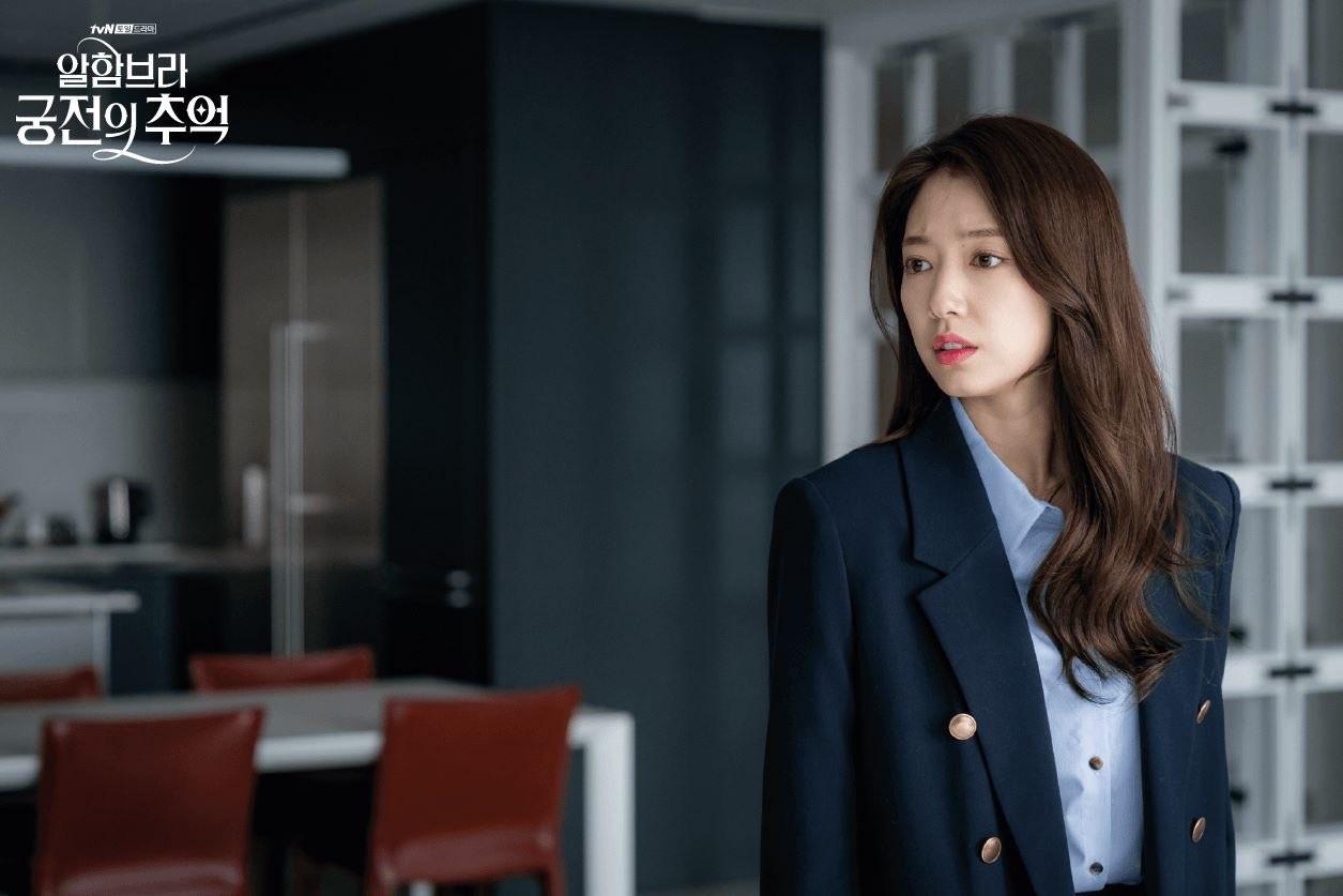 3 kiểu blazer sao Hàn hay diện trong phim, đã đẹp tinh tế còn không bao giờ lỗi mốt, nàng công sở rất nên học theo - Ảnh 12.