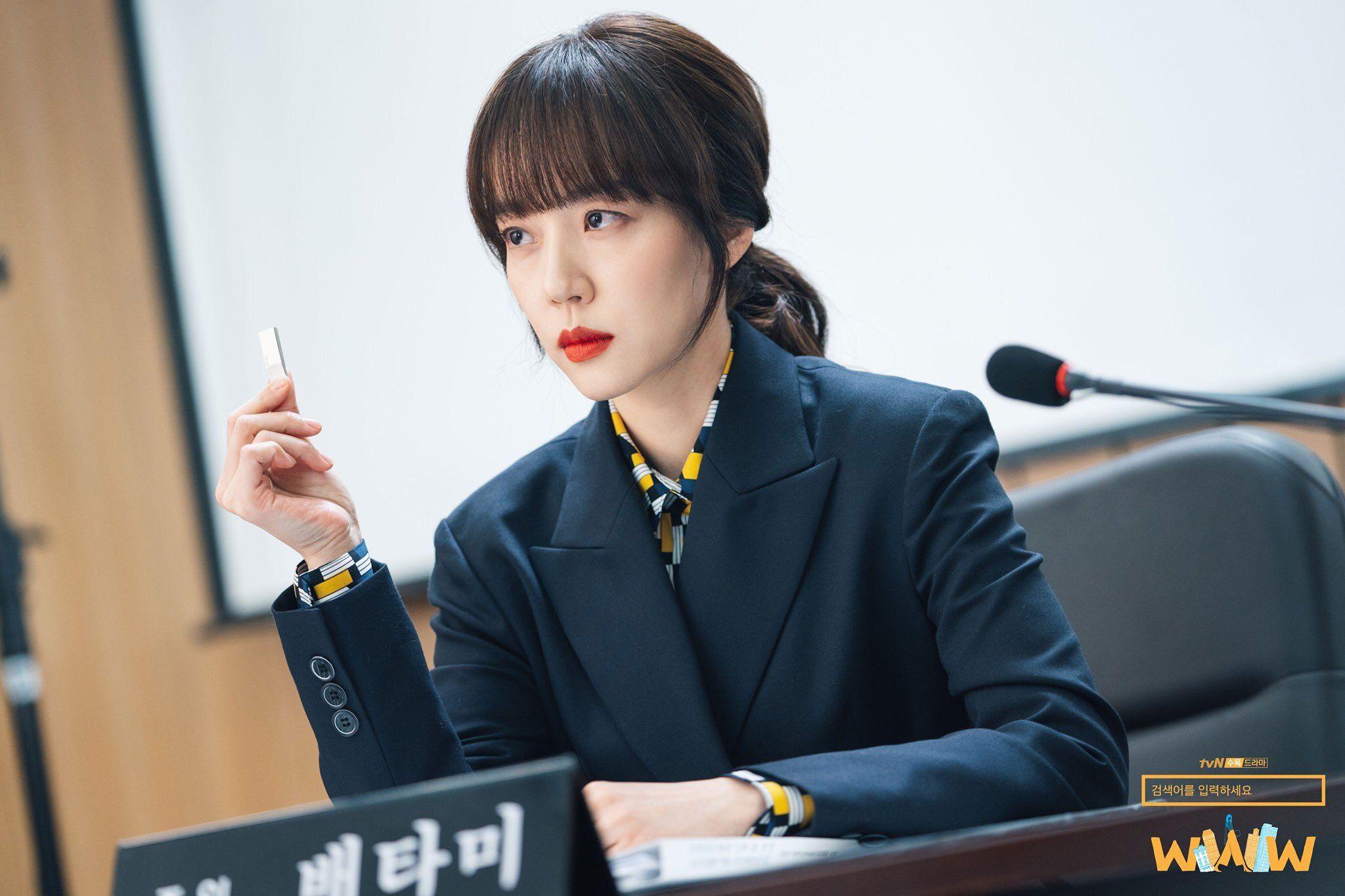 3 kiểu blazer sao Hàn hay diện trong phim, đã đẹp tinh tế còn không bao giờ lỗi mốt, nàng công sở rất nên học theo - Ảnh 14.