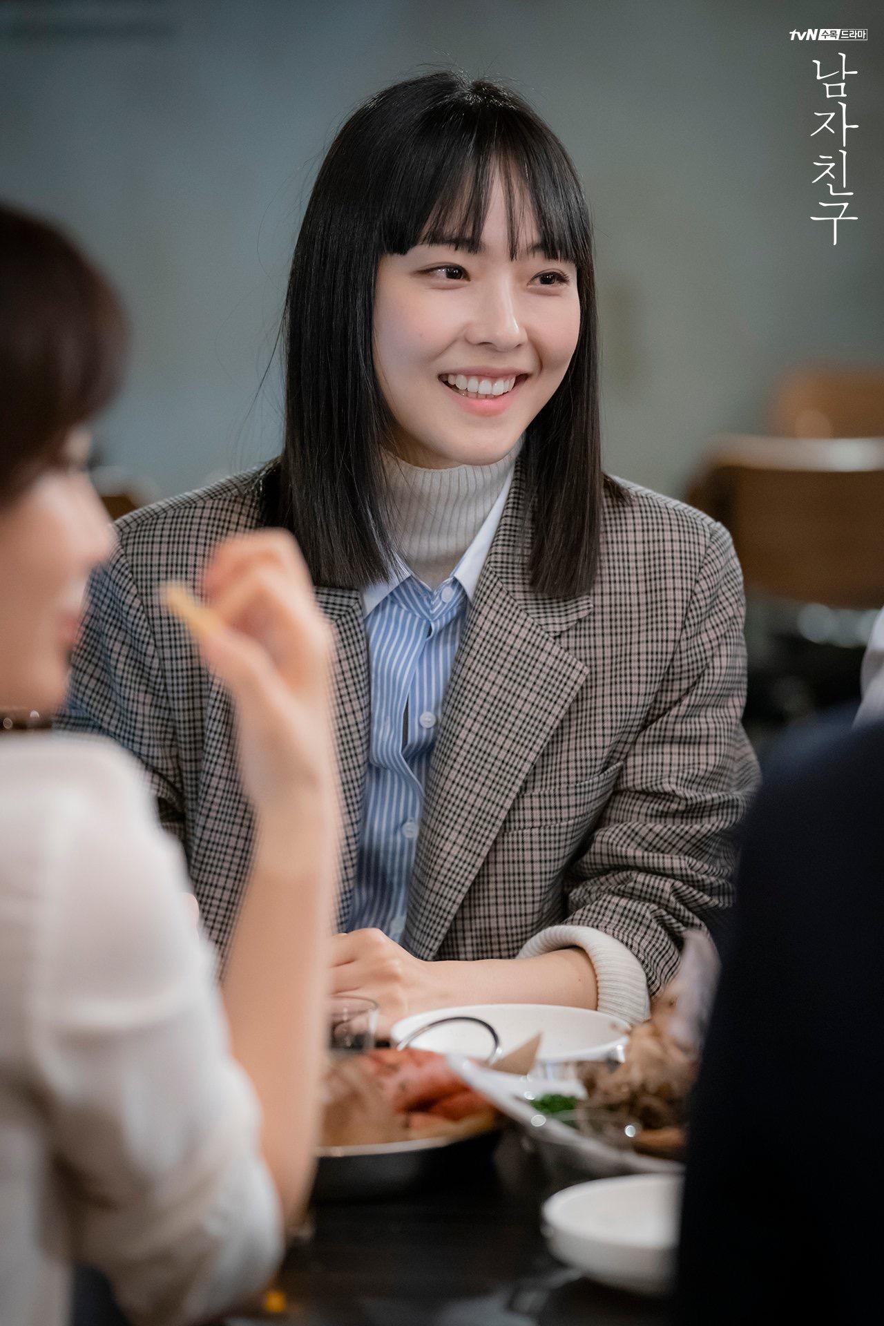 3 kiểu blazer sao Hàn hay diện trong phim, đã đẹp tinh tế còn không bao giờ lỗi mốt, nàng công sở rất nên học theo - Ảnh 9.