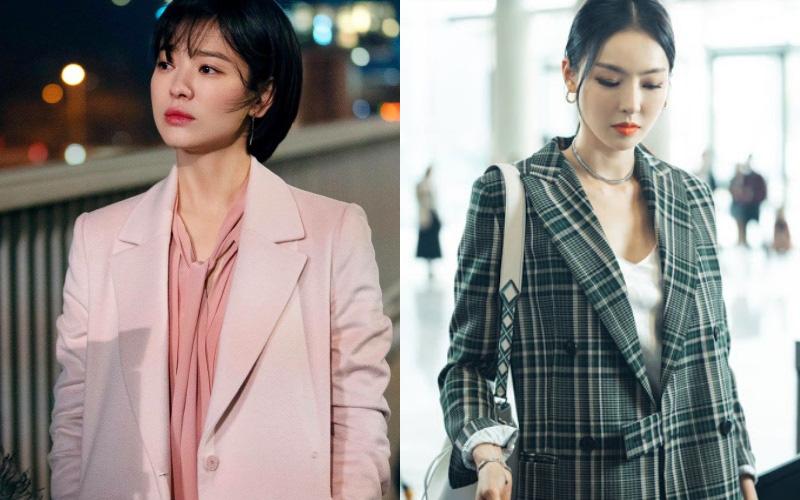 3 kiểu blazer sao Hàn hay diện trong phim, đã đẹp tinh tế còn không bao giờ lỗi mốt