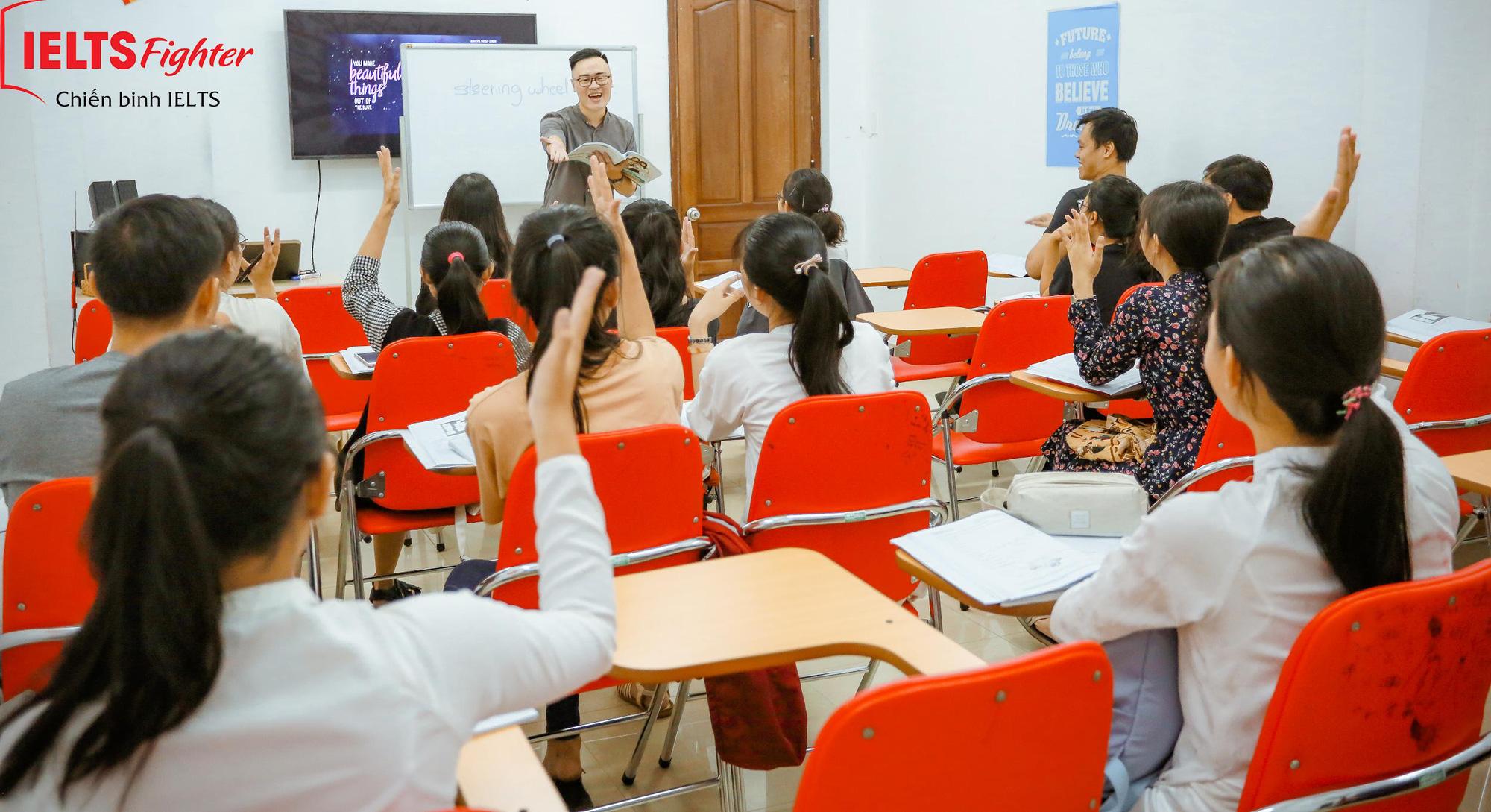 IELTS Fighter: Trung tâm học IELTS hàng đầu tại Hà Nội