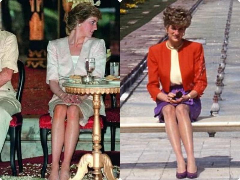 Lại chuyện dáng ngồi khi diện váy ngắn: Bảo Thy, Hương Giang suýt hớ hênh, ngồi thế nào cho thật tinh tế cũng là một kỹ năng - Ảnh 11.