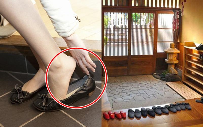 """Vội mấy người Nhật cũng không bao giờ quên cởi giày trước khi bước vào nhà, hóa ra đó là lý do vì sao tuổi thọ của họ luôn """"vô địch"""" thế giới"""