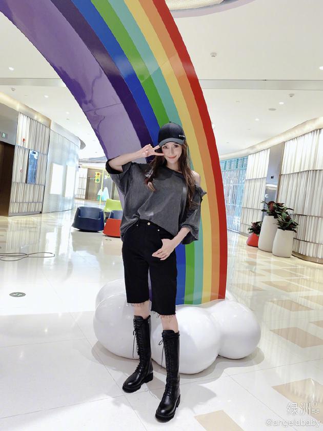 Weibo náo loạn vì Chương Tử Di khen ngợi Angelababy, Dương Mịch cũng có động thái nhảy vào cuộc  - Ảnh 5.