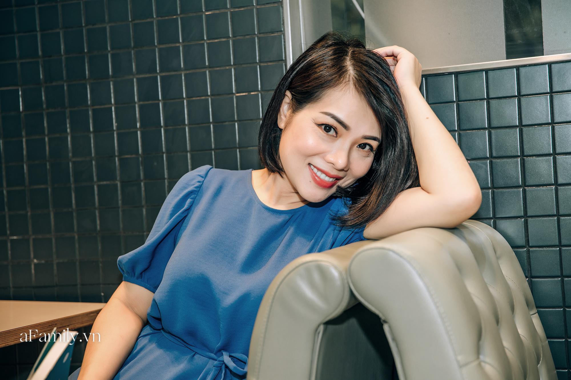 """MC Bạch Dương một lần kể hết về quãng thời gian tạm dừng công việc ở VTV và những """"góc khuất"""" khi làm công việc truyền hình - Ảnh 11."""