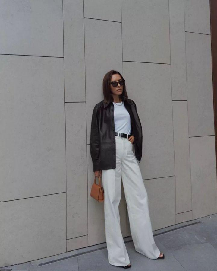 Nàng blogger chỉ cao 1m55 vẫn mặc đẹp quá và sang khiến đồng nghiệp khen tới tấp và thi nhau copy theo - Ảnh 3.