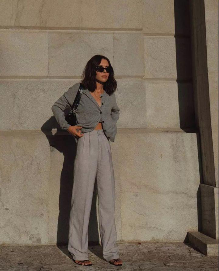 Nàng blogger chỉ cao 1m55 vẫn mặc đẹp quá và sang khiến đồng nghiệp khen tới tấp và thi nhau copy theo - Ảnh 11.