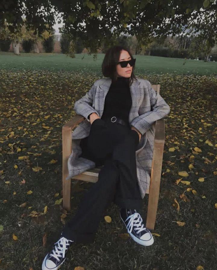 Nàng blogger chỉ cao 1m55 vẫn mặc đẹp quá và sang khiến đồng nghiệp khen tới tấp và thi nhau copy theo - Ảnh 5.