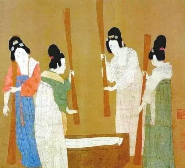 Khi chưa có bột giặt, xà phòng hay nước xả vải, người Trung Hoa cổ đại giặt giũ quần áo như thế nào?