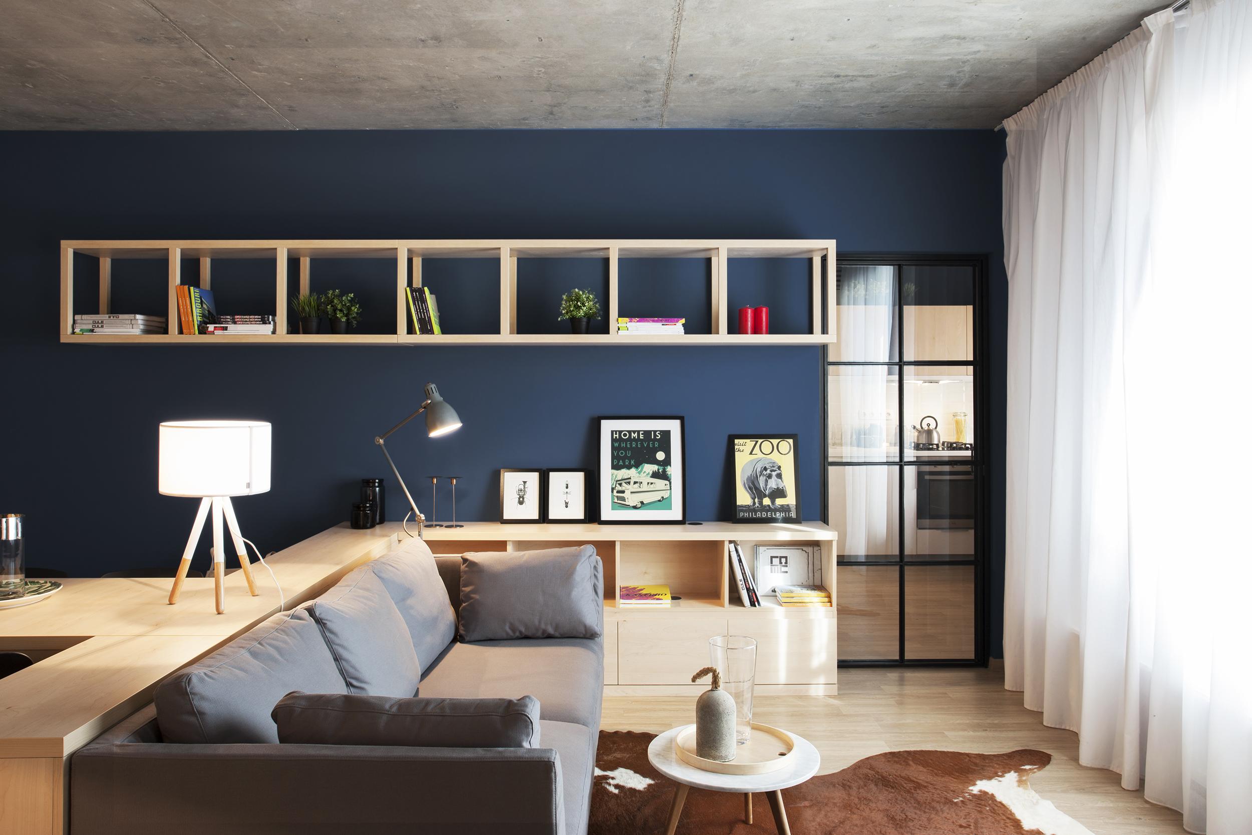 Giải pháp thông minh cho căn hộ có diện tích nhỏ - Ảnh 5.