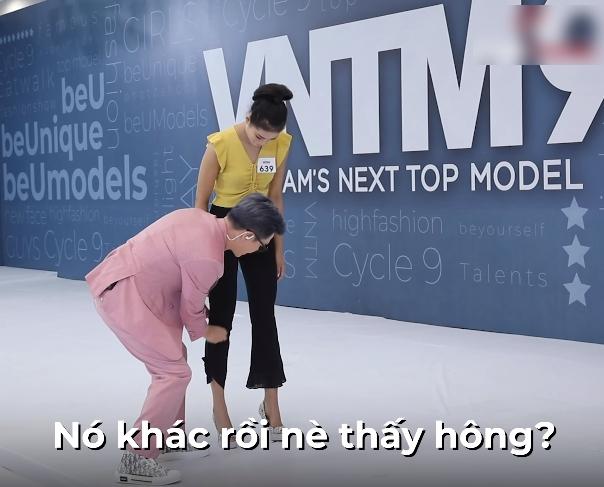 """""""Vietnam's Next Top Model"""": Vừa xuất hiện, nữ thí sinh đã bị Nam Trung chê bai thậm tệ vì mặc đồ giống như sở thú - Ảnh 7."""