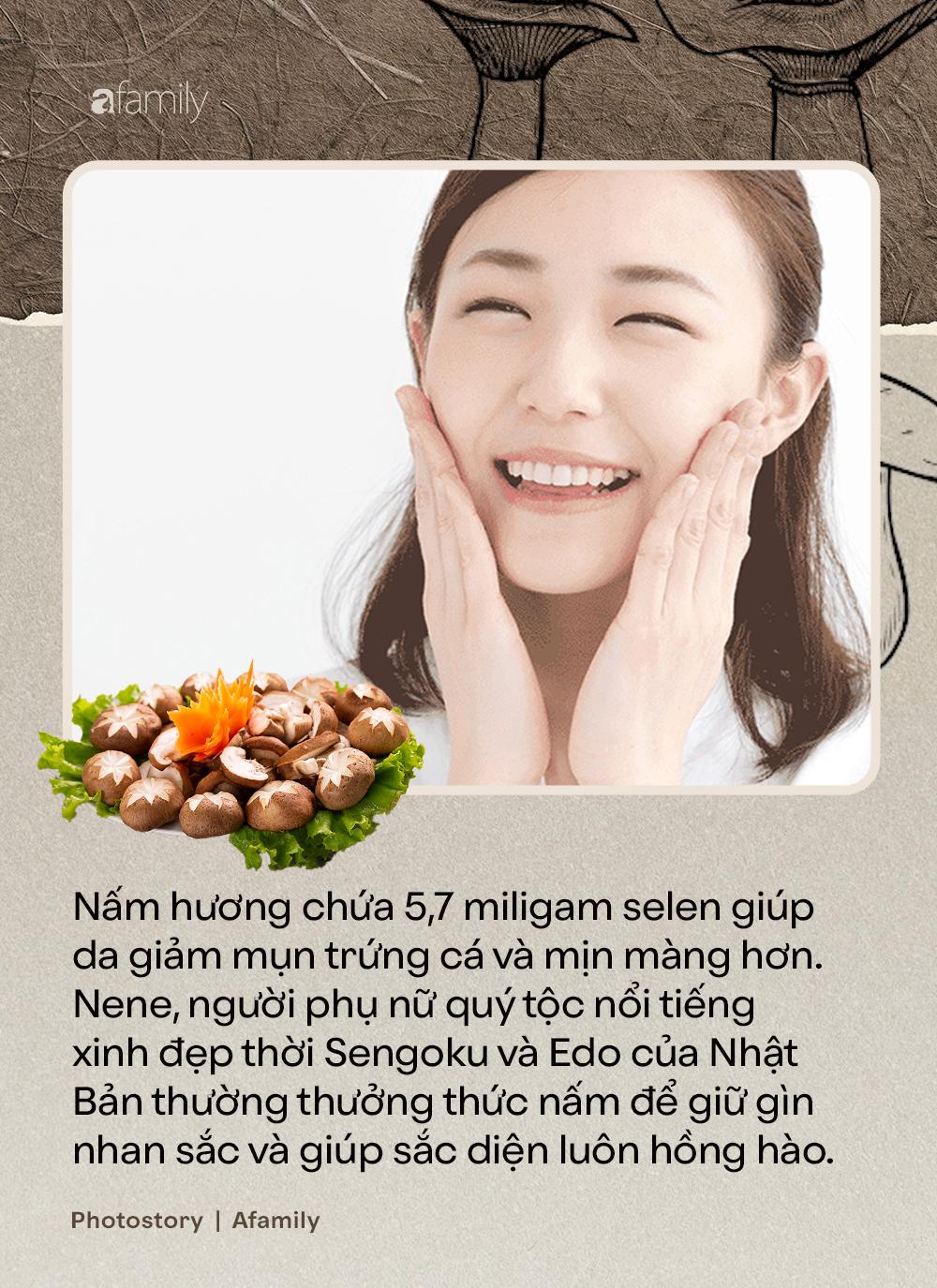 Nấm hương, thứ nguyên liệu thần thánh nhất định không thể thiếu trong ẩm thực món chay - Ảnh 2.