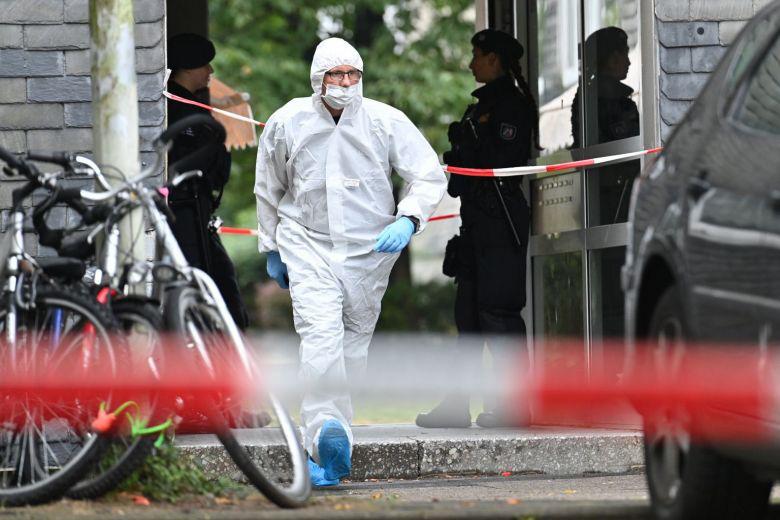 Đức: Người mẹ trẻ giết 5 con nhỏ rồi lao vào tàu tự tử - Ảnh 1.