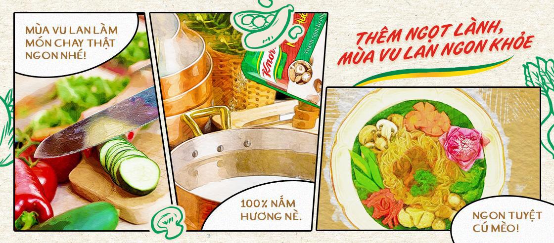 Nấm hương, thứ nguyên liệu thần thánh nhất định không thể thiếu trong ẩm thực món chay - Ảnh 9.