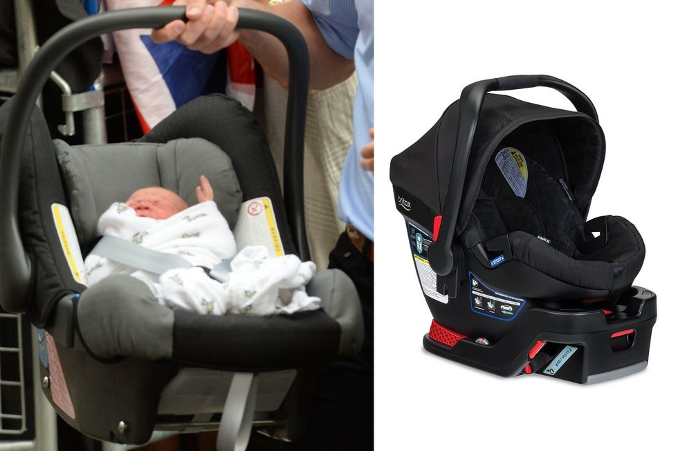 """Muốn nuôi con kiểu """"sang chảnh quý tộc"""", cứ nhìn loạt đồ dùng em bé của gia đình Công nương Kate và Hoàng tử William là biết ngay - Ảnh 3."""