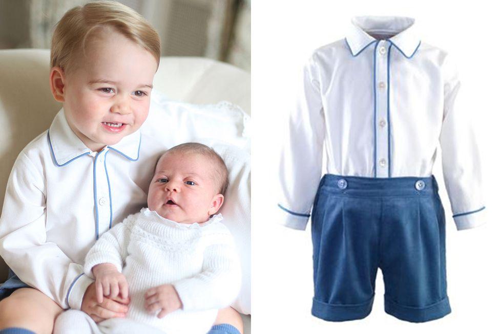 """Muốn nuôi con kiểu """"sang chảnh quý tộc"""", cứ nhìn loạt đồ dùng em bé của gia đình Công nương Kate và Hoàng tử William là biết ngay - Ảnh 7."""