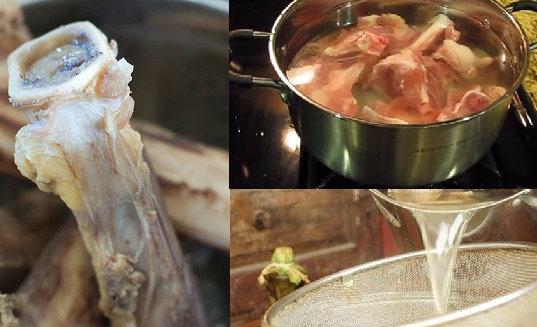 Khử hết mùi hôi của xương bò và có ngay nồi nước dùng thơm ngọt chỉ với mẹo đơn giản này - Ảnh 5.