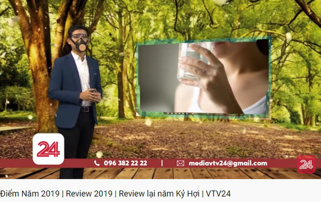 VTV Awards 2020: Giải thưởng BTV dẫn chương trình ấn tượng nhất gọi tên Việt Hoàng - chàng trai nhiều muối nhất VTV24 - Ảnh 6.