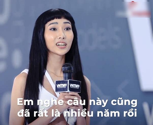 Vietnam's Next Top Model: Quá giống Hoàng Thùy, nữ thí sinh phải cắt tóc để khác đàn chị, tiết lộ sắp tham gia Người ấy là ai? - Ảnh 4.