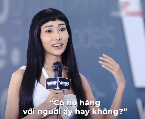 Vietnam's Next Top Model: Quá giống Hoàng Thùy, nữ thí sinh phải cắt tóc để khác đàn chị, tiết lộ sắp tham gia Người ấy là ai? - Ảnh 6.