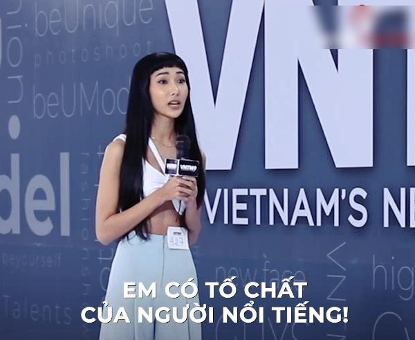 Vietnam's Next Top Model: Quá giống Hoàng Thùy, nữ thí sinh phải cắt tóc để khác đàn chị, tiết lộ sắp tham gia Người ấy là ai? - Ảnh 7.