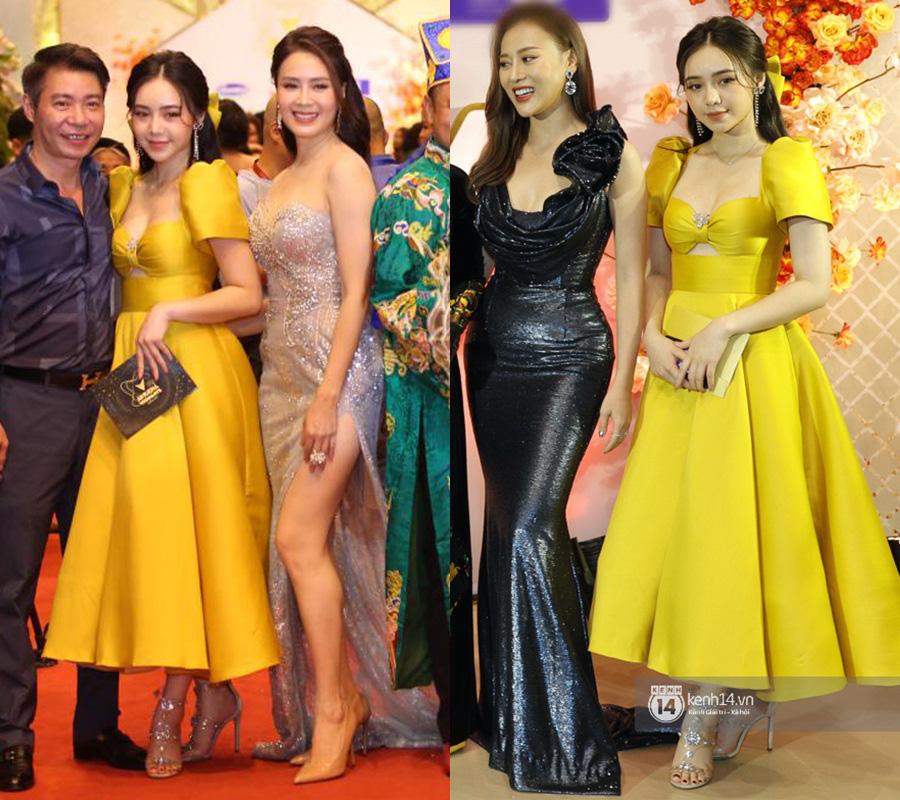 Ngược đời như Quỳnh Kool: Bình thường khéo ăn vận tôn dáng cao ráo, dự VTV Awards lại tự dìm vì đầm công chúa lỡ cỡ - Ảnh 5.