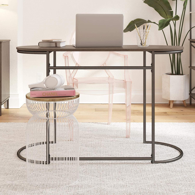 Gợi ý bạn những mẫu bàn làm việc tại nhà giúp bạn nâng cao hiệu suất làm việc như tại công ty - Ảnh 1.