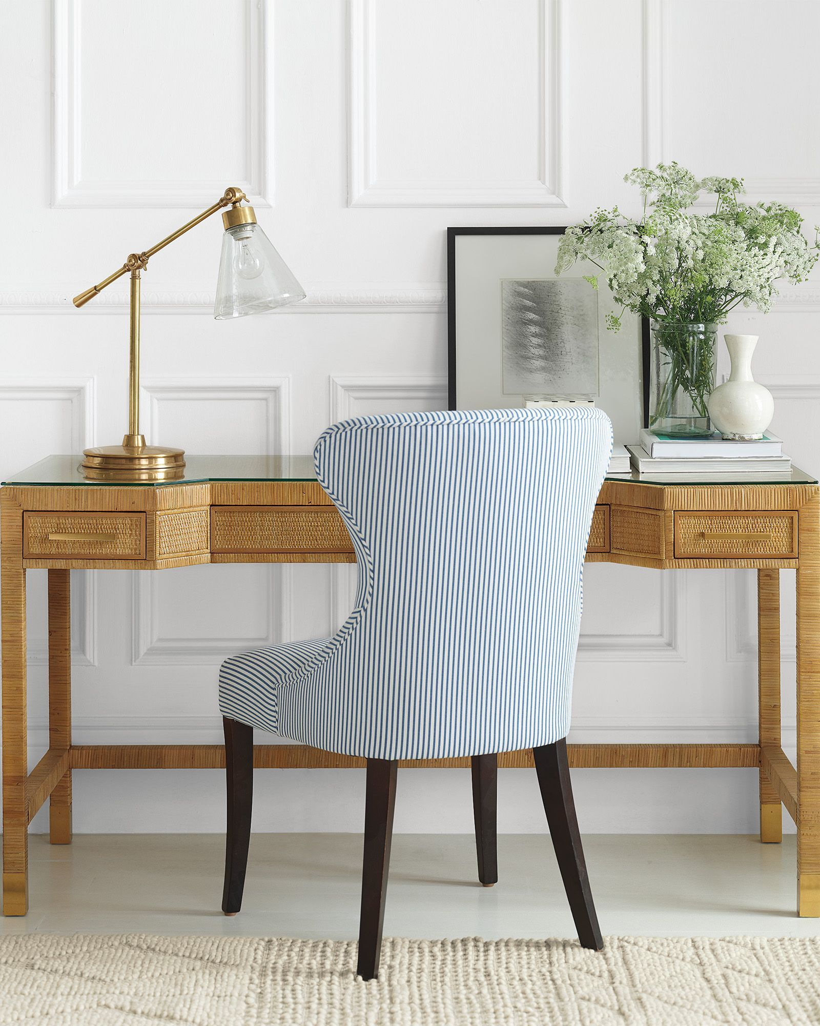 Gợi ý bạn những mẫu bàn làm việc tại nhà giúp bạn nâng cao hiệu suất làm việc như tại công ty - Ảnh 12.