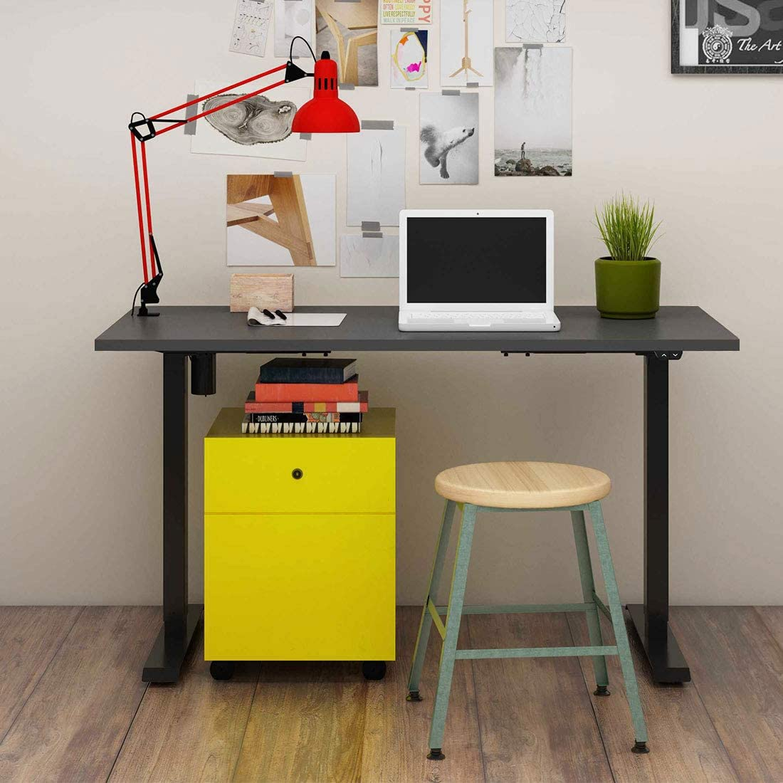 Gợi ý bạn những mẫu bàn làm việc tại nhà giúp bạn nâng cao hiệu suất làm việc như tại công ty - Ảnh 2.