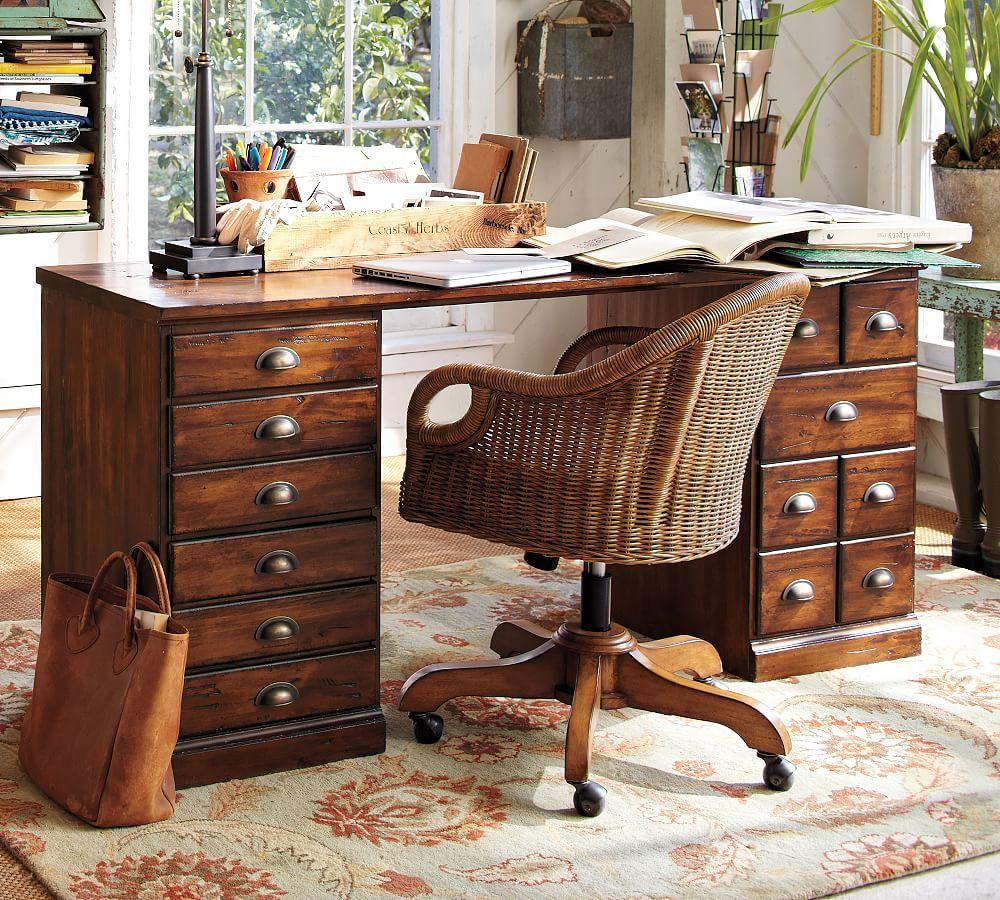 Gợi ý bạn những mẫu bàn làm việc tại nhà giúp bạn nâng cao hiệu suất làm việc như tại công ty - Ảnh 5.