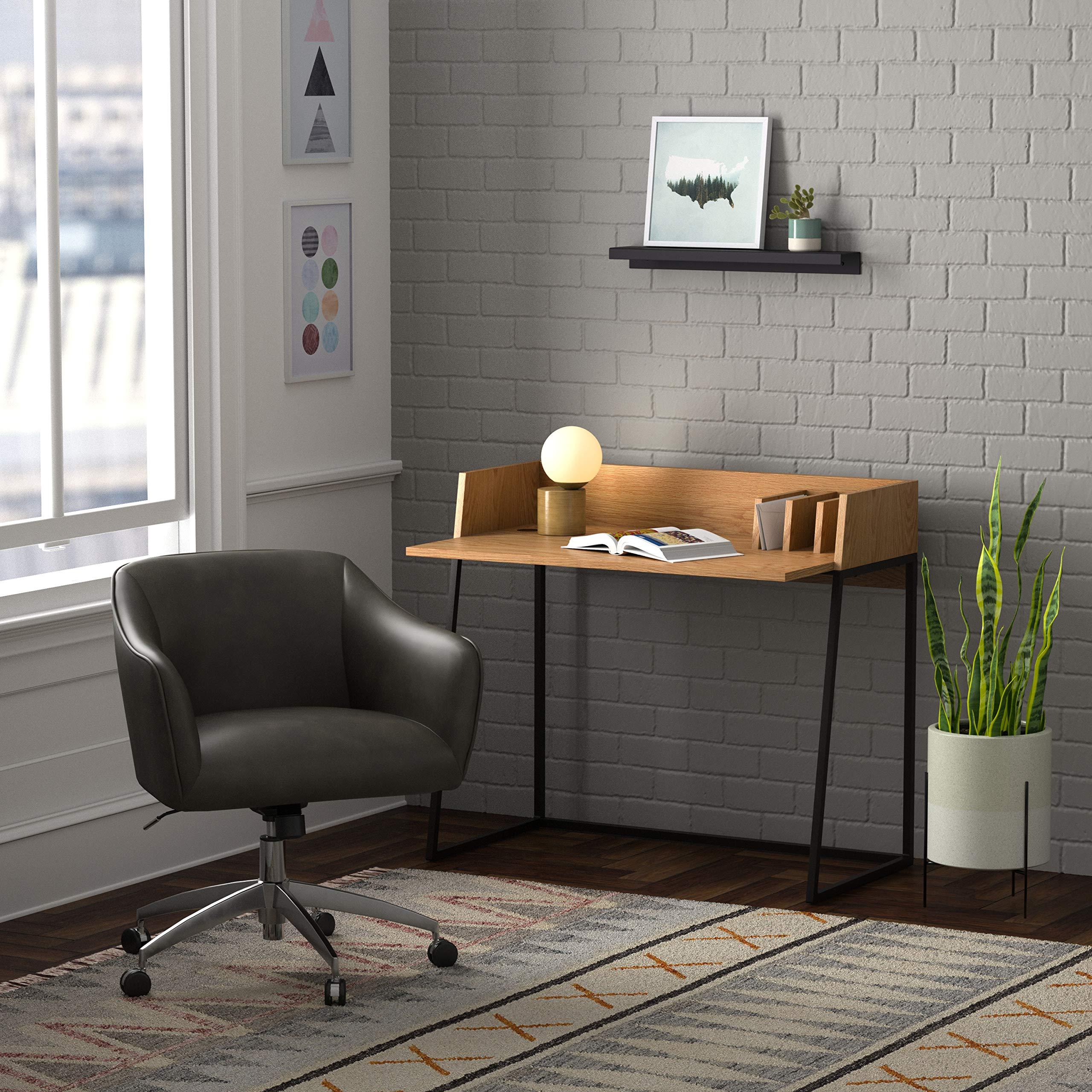 Gợi ý bạn những mẫu bàn làm việc tại nhà giúp bạn nâng cao hiệu suất làm việc như tại công ty - Ảnh 7.
