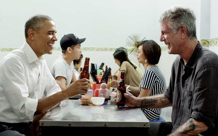 Xuất hiện quán bún chả Obama ở Trung Quốc - Ảnh 6.