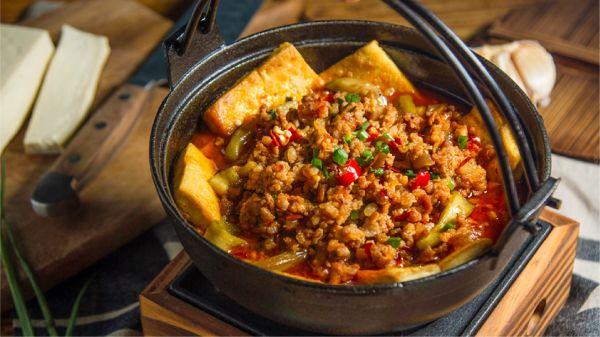 Vẫn là đậu phụ vẫn là thịt băm nhưng thêm nguyên liệu này vào thì vừa ngon lạ vừa thêm phần bổ dưỡng - Ảnh 2.